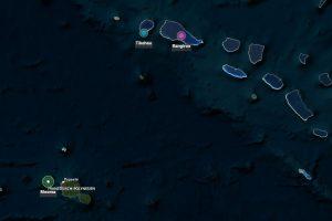 Atolls of French Polynesia